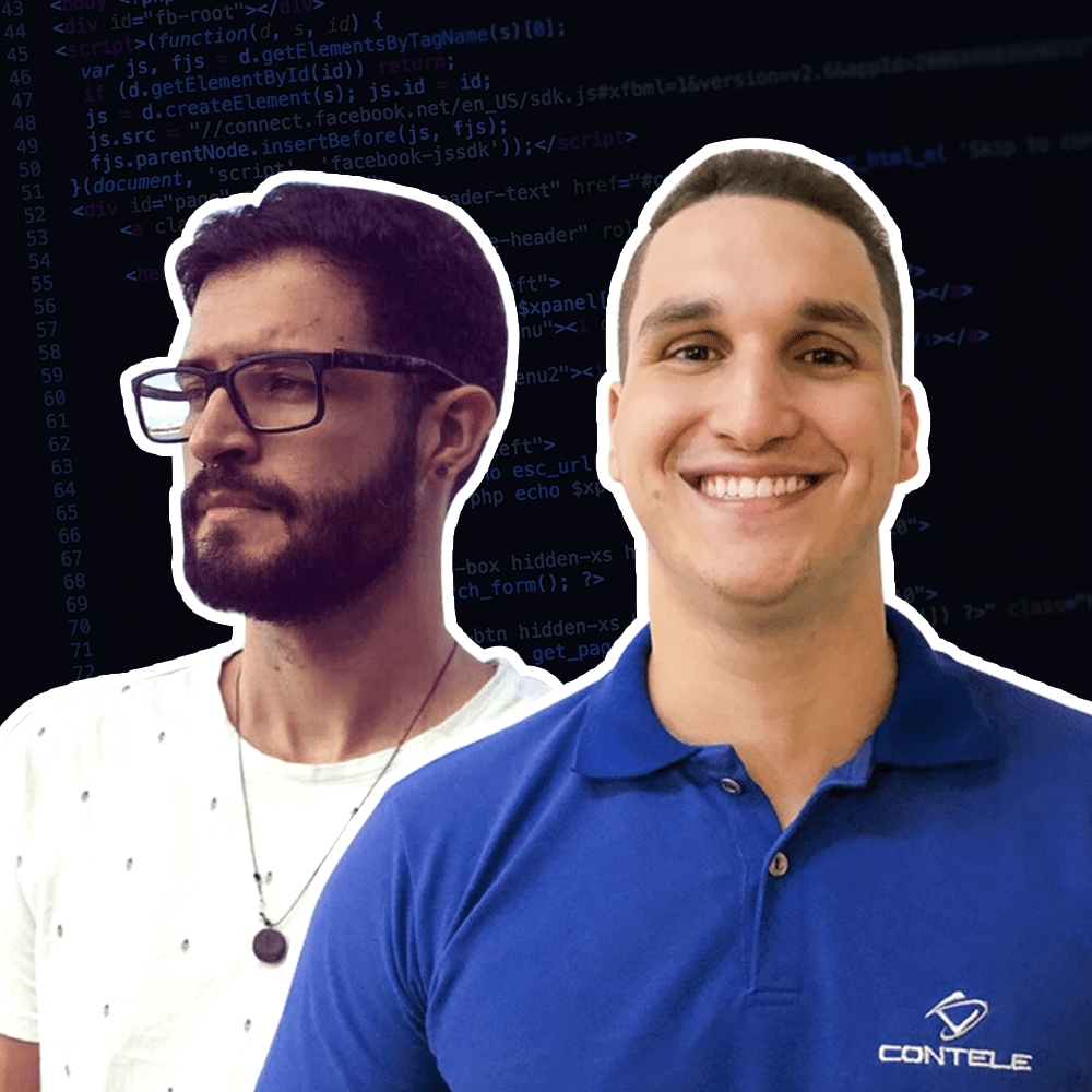Read more about the article [Papo Tech] Nicholas Eduardo e Marco Antonio: Tudo sobre o Mercado de Trabalho de TI