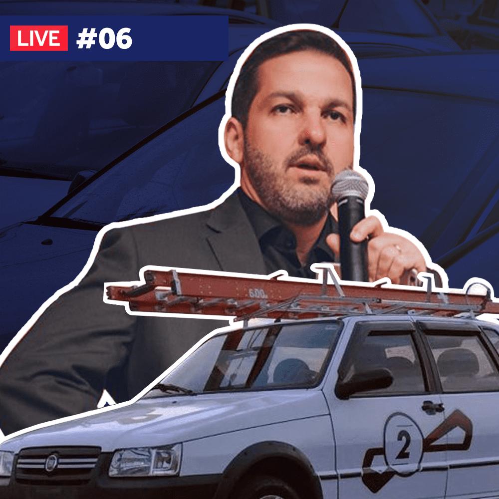 You are currently viewing Live #06 – Velozes e Perigosos: Como controlar o excesso de velocidade da sua frota?