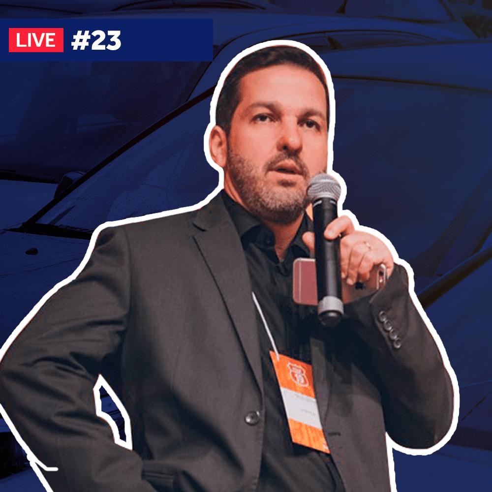 You are currently viewing Live #23 – Sistema de Rastreamento: Como definir o MELHOR para a sua GESTÃO DE FROTA